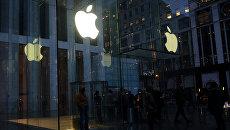 Магазин Apple. Архивное фото