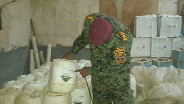 Химическое оружие вСирии использовали войска Асада ибоевики ИГИЛ