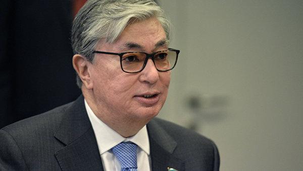 Председатель Сената Парламента Республики Казахстан Касым-Жомарт Токаев. Архивное фото