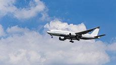 Самолет Boeing. Архивное фото