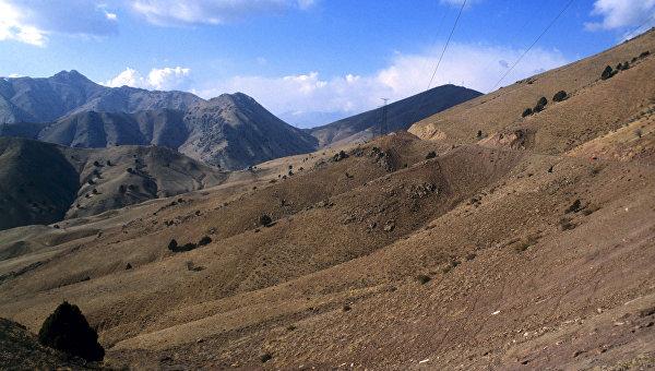 Перевал Камчик. Архивное фото