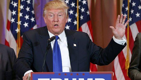 Дональд Трамп побеждает на праймериз в супервторник, 2 марта 2016