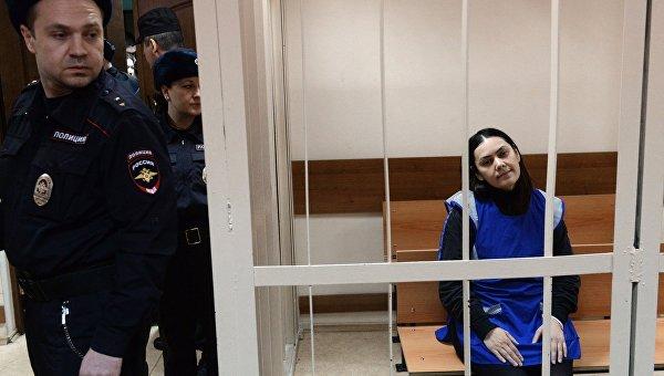 Рассмотрение ходатайства следствия об аресте Г. Бобокуловой