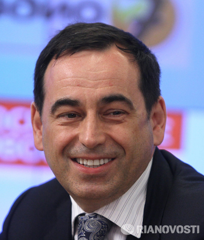 Владелец Московского кредитного банка Роман Авдеев