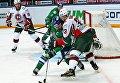 "Хоккей. КХЛ. Матч ""Салават Юлаев"" - ""Ак Барс"""