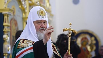 Освящение храма святого благоверного князя Александра Невского