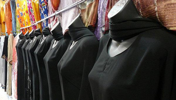 Мусульманское платье - абайя