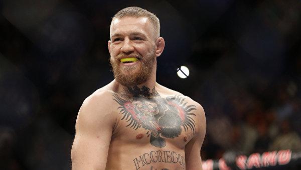 Чемпион UFC Макгрегор победил американца Диаса вбою-реванше