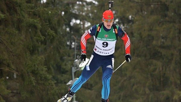 Попавшийся намельдонии биатлонист Латыпов избежал дисквалификации