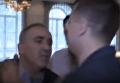 Каспаров и Рынска напали на журналистов ВГТРК в Вильнюсе. ВИДЕО