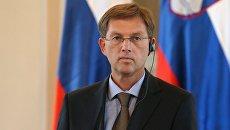 Премьер-министр Словении Миро Церар. Архивное фото