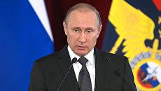 Путин призвал не допустить в России ситуацию с незаконной миграцией, как в ЕС