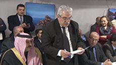 Сирийский политик огласил выработанные для переговоров принципы оппозиции