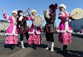 "Празднование мусульманского праздника ""Науруз"" в Казани"