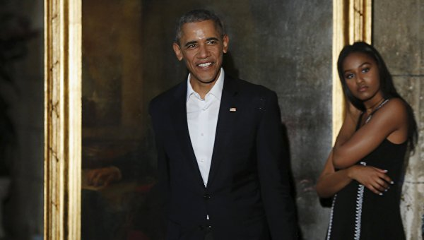 Барак Обама прибыл с визитом на Кубу