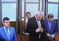 Гражданка Украины Надежда Савченко, обвиняемая по делу о гибели российских журналистов в Донбассе в зале заседаний Донецкого городского суда Ростовской области. 21 марта 2016