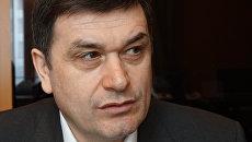 Депутат Адальби Шхагошев. Архивное фото