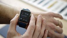 Apple iWatch. Презентация новой продукции компании Apple в Купертино