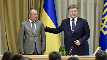 Руководитель Службы безопасности Украины Василий Грицак