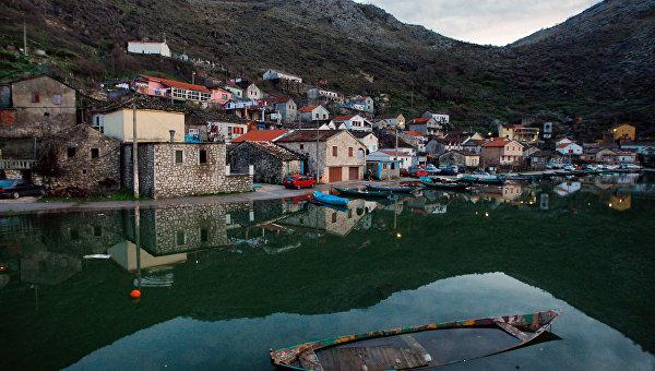 Виды Черногории. Архивное фото