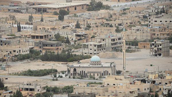 Сирийская армия полностью освободила Пальмиру