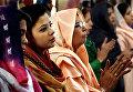 Празднование католической Пасхи в Пакистане