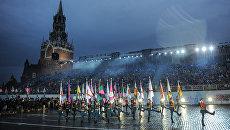 Международный военно-музыкальный фестиваль Спасская башня