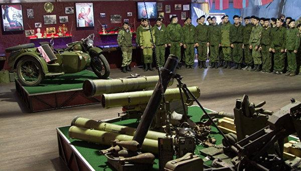Музей войн в Луганске