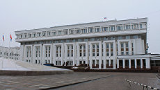 Здание администрации Тамбовской области. Архивное фото