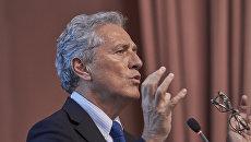 Бывший вице-премьер, экс-министр культурного наследия и культурной деятельности Италии Франческо Рутелли