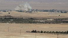 Бойцы сирийской армии. Архивное фото