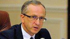 Глава представительства Европейского Союза в Украине Ян Томбинский. Архивное фото