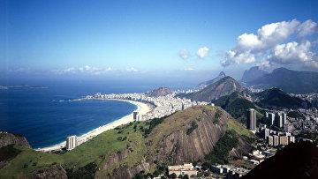 Город Рио-де-Жанейро. Архивное фото