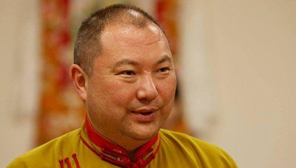 Представитель Далай-ламы XIV в России и странах СНГ, Верховный лама Калмыкии Тэло Тулку Ринпоче