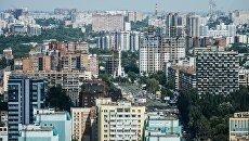 Улицы и здания Самары. Архивное фото