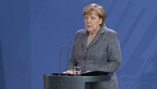 Меркель о расследовании в отношении немецкого сатирика за стих об Эрдогане