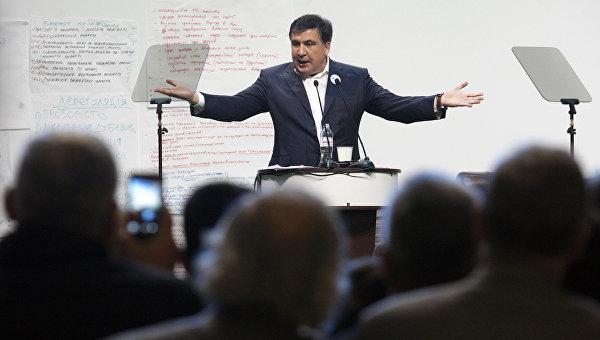 Foreign Policy открыли «темную сторону» Саакашвили