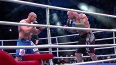 Джефф Монсон за 30 секунды проиграл бой в Екатеринбурге. ВИДЕО