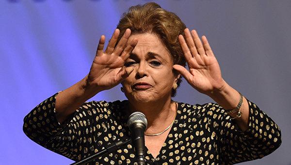 ВБразилии начато новое расследование против Руссефф иэкс-президента Лулы Силвы