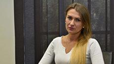 Омбудсмен ДНР Дарья Морозова. Архивное фото