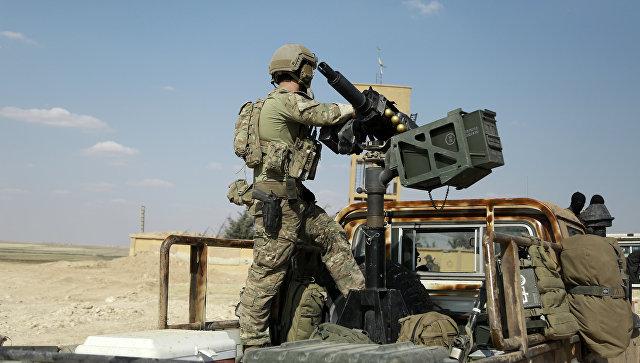 Пентагон предостерег Сирию отнанесения авиаударов вблизи сил США исоюзников
