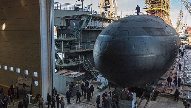 Первые подлодки проекта 636 для ТОФ будут названы названы «Можайск» и«Петропавловск»