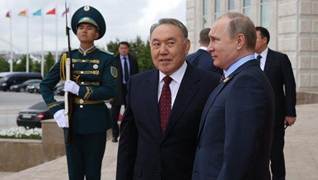 Переговоры поСирии вАстане заложили фундамент для встречи вЖеневе— Путин