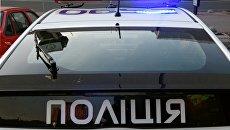 Машина украинской полиции. Архивное фото