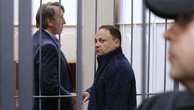 Следствие просит продлить арест главы города Владивостока Пушкарева