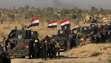 Иракские военные. Архивное фото
