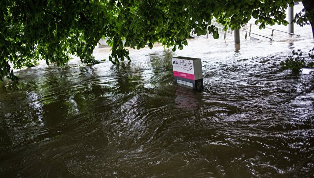 Наводнение в основном Вьетнаме привело к смерти 11 человек