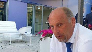 Замглавы Федерального агентства по туризму (Ростуризм) Сергей Корнеев