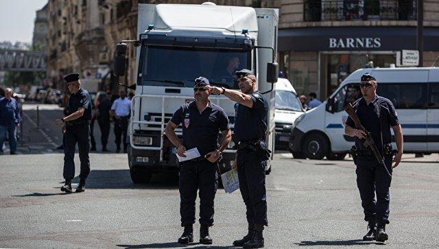 ВПариже схвачен прошлый руководитель контрразведки Франции