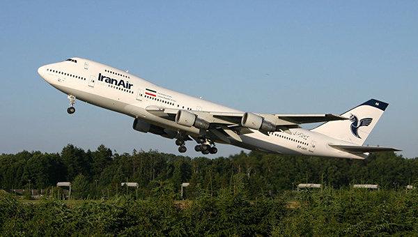 Еще одна иранская авиакомпания начала летать вСочи